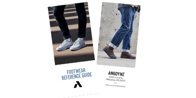 Footwear Reference Guide