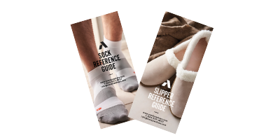 Sock and Slipper Reference Guide