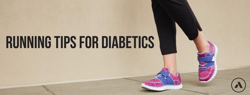 Running Tips for Diabetics
