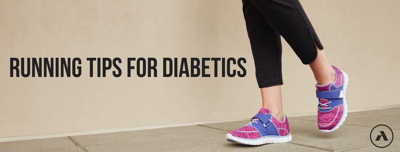 Running Tips for Diabetics
