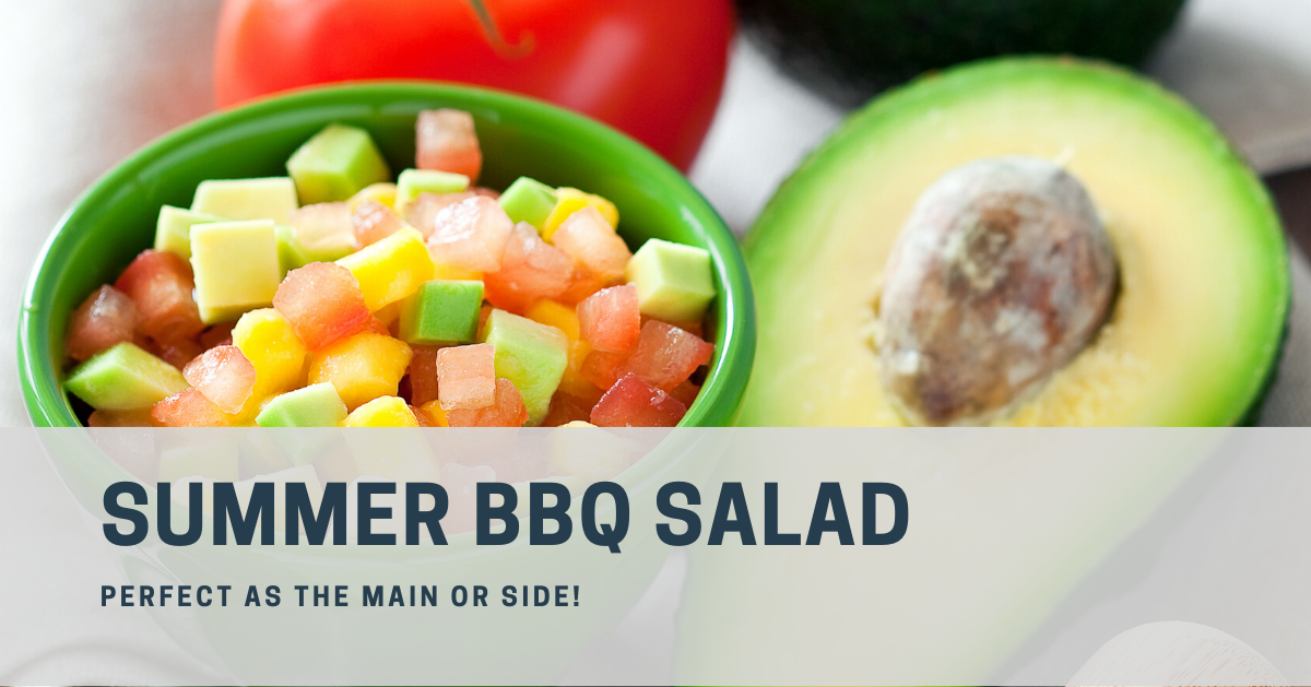 Summer Grill Out Salad