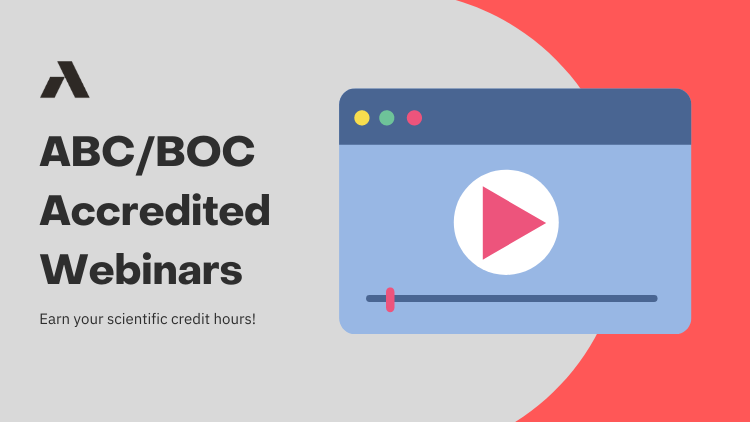 ABC/BOC ACCREDITED WEBINARS