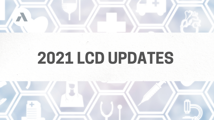 2021 LCD Updates