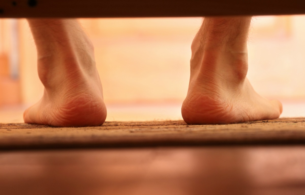 4 Tips for Checking your Feet