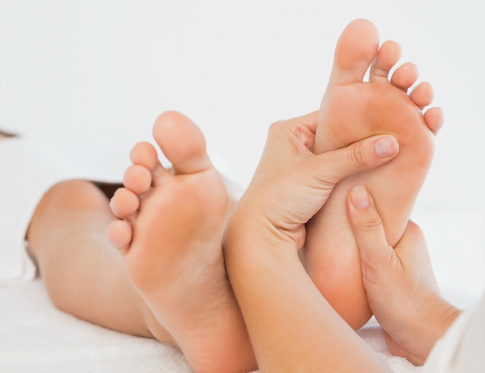5 Step Foot Massage