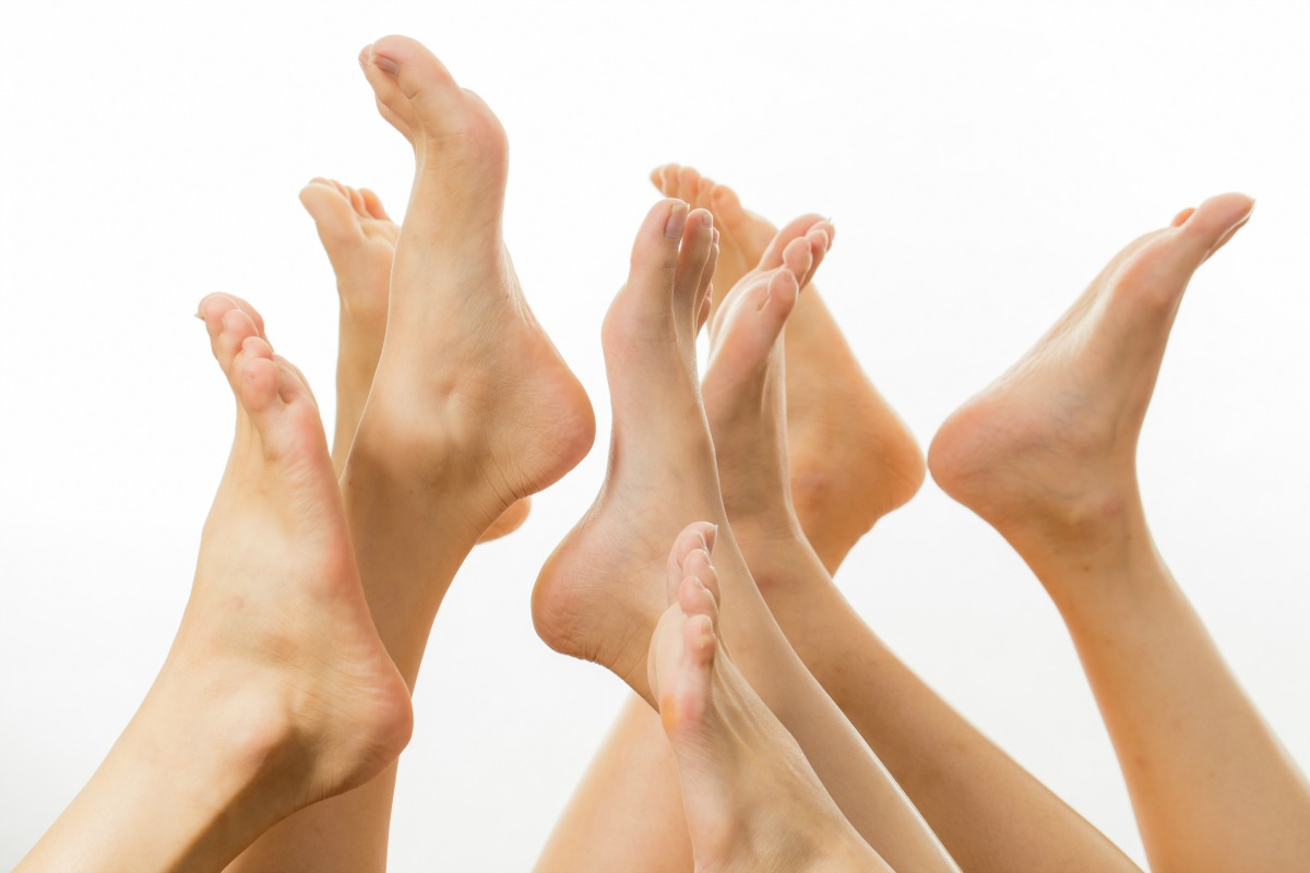 Want Healthy Feet? Maintain a Healthy Weight