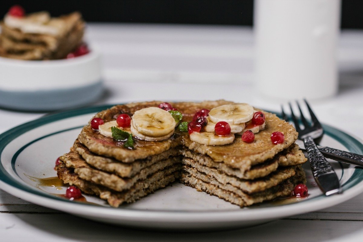 Diabetic Friendly Pancakes