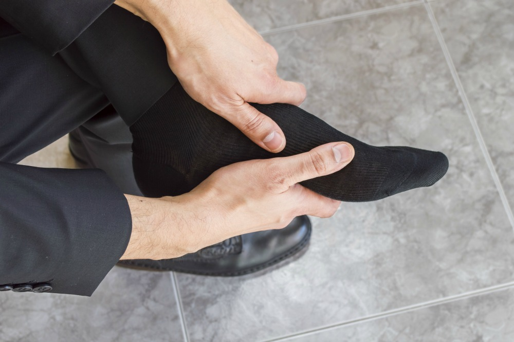 Three Easy Ways to Help with Plantar Fasciitis